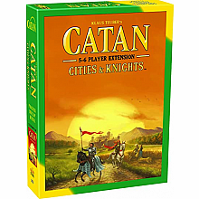 Catan: Cities & Knights 5&6 Extension