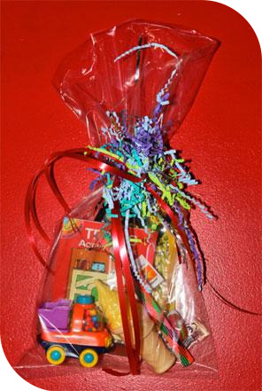 kids party bags